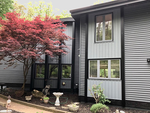 Insulated Vinyl Siding Contractor Chesterfield MO