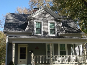 Our vinyl siding services in Chesterfield, MO