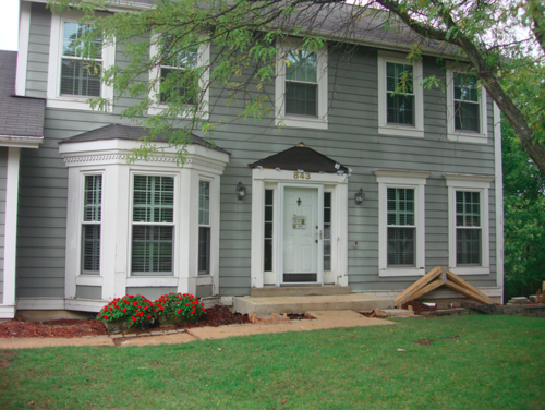 Best Ballwin Siding Contractor Chesterfield MO