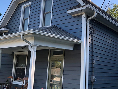 Insulated Vinyl Siding Contractor Town & Country MO