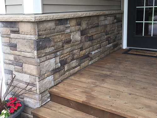 Stone & Brick Siding Ballwin MO